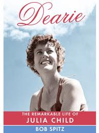 The book Dearie about Julia Child