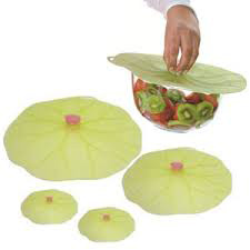 The Lily Pad Silicone Lid