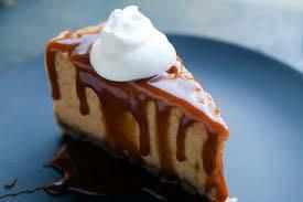 Creamy pumpkin deliciousness.