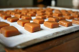 Chewey, buttery, addictive caramels.