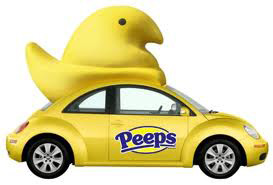 Beep beep goes the Peep.
