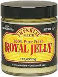 Imperial royal jelly